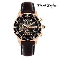 대한민국 공군 특수비행팀 블랙이글스 시계 DP239E-ROSEGOLD