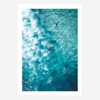 여름 바다 해변 풍경 포스터 vol.1_SB09(5서퍼)