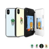 [애플/아이폰]선인장  마그네틱 자석 도어 범퍼케이스