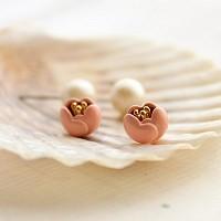 English Garden earring