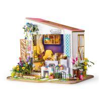[adico]DIY 미니어처 시그니처 하우스 - 릴리 하우스
