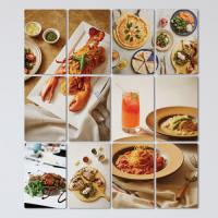 pf067-멀티액자_다양한양식메뉴