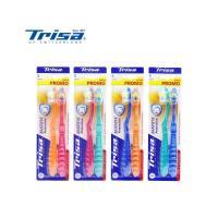 트리사 초경량 둥근모 깔끔세정 인체공학칫솔 2개4121