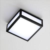 [바이빔][LED] 브릭 현관등-블랙or화이트
