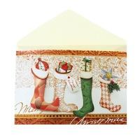 Christmas시즌카드 (FS1591-4)