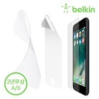 벨킨 아이폰 7용 강화유리필름 F8W766qe