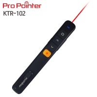 KTR-102 무선프리젠터,레이저포인터 PPT프리젠테이션  KTR102