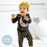 [긴팔실내복] 달빛드리밍실내복 유아실내복 아동실내복