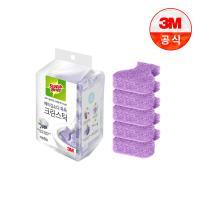 [3M]크린스틱 베이킹소다 변기청소 리필5입
