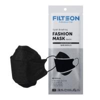 [필슨] 필터형 블랙 패션 마스크 (1매)