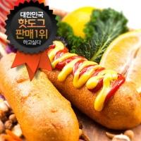 장순필푸드 돈육 킹앤퀸 핫도그 5개 (140g X 5EA)