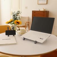[무아스] 1+1 초경량 휴대용 다목적 노트북 거치대