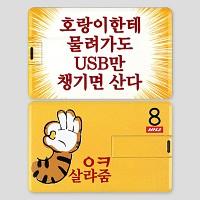 반8 호랑이 USB