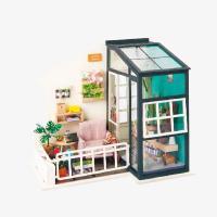 [adico]DIY 미니어처 시그니처 하우스 - 베란다