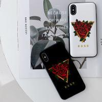 아이폰X/XS ROSE 카드케이스