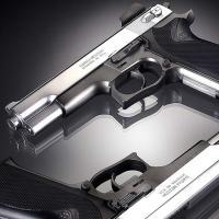 ACADEMY BB탄에어건 장난감 권총 M4504 CH1531657