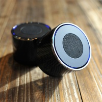 [mooas] Real Carbon Bluetooth Speaker