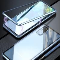 갤럭시S20/울트라/플러스 자석 메탈 범퍼 투명케이스