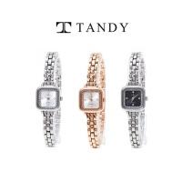 탠디 어썸스퀘어 시계 (다이아 4PCS)