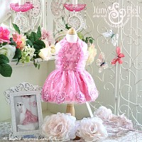 Blooming Pink Rose / 핑크로즈 (L-XL사이즈)