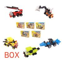 7000 미니블록 장난감 (건설장비 5종) 16세트 BOX