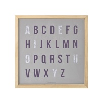 [Blooming]Frame Natural with Letters 액자50202882