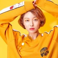 Korea Newtro SweatShirts Mustard