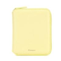 Fennec Multi Zipper Wallet 005 Mellow Yellow