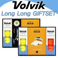 [VOLVIK] 볼빅 롱롱 골프공 골프양말 선물세트 골프티/볼마커 (B215162311)