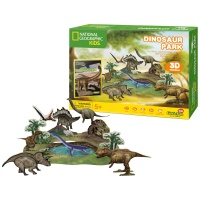[3D퍼즐마을][DS0973h] 내셔널지오그래픽 다이노소어 파크 (Dinosaur Park)