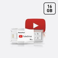 포토패스트 튜브드라이브 TubeDrive 16GB 아이폰 백업