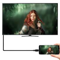 엑토 링크 타입C 스마트폰 미러링 케이블 HDMI-02