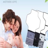 휴대용 기저귀 방수매트 방수패드 교환매트 파우치