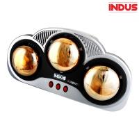 인더스 3구 욕실 램프 히터 IN-BR750