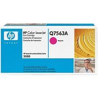 HP TONER Q7563A / Magenta / Color Laserjet 2700/3000 / 3,500P