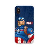 마블 히어로캐릭터 스마트폰 하드케이스 캡틴아메리카