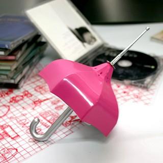 미니 우산 라디오 - 쉘부르 핑크