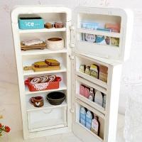 [바우하우스] 하우스 시리즈 : 라운드냉장고