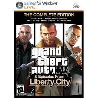 PC GTA4 리버티시티 컴플리트 에디션 (패키지/새제품)