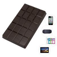 스마트폰부터 테블렛PC까지 대용량(3000mAH) 휴대용 초콜렛모양 충전기