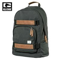 [GLOBE] DUNSTAN SKATE BACKPACK (VINTAGE BLACK)
