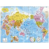 500조각 / 직소퍼즐 / 태평양중심세계지도(PL641)