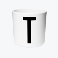 디자인레터스 멜라민 컵 T