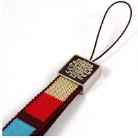 색동열쇠고리(도깨비)