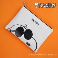 [Peanuts]스누피 조쿨 컬러 빅파우치