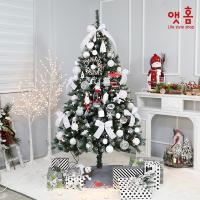앳홈 노엘화이트 크리스마스 트리 190cm