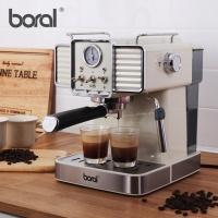 보랄 에스프레소 반자동 커피머신
