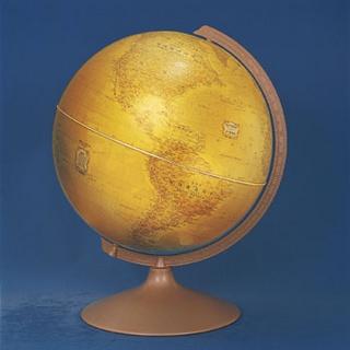 세계로 골드 지구본 270-CG
