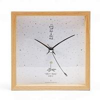[퍼니피쉬] 이철수 그림시계 - 민들레의 밤하늘