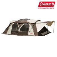 콜맨(Coleman) 정품 웨더마스터 와이드 2룸 코쿤2[2000022110]